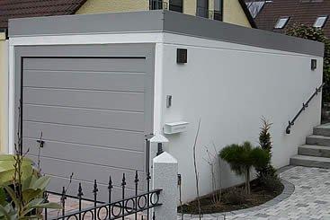 Garage Modernisieren