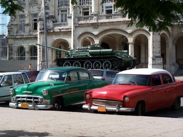 Kuba Autos Aktuelle Situation