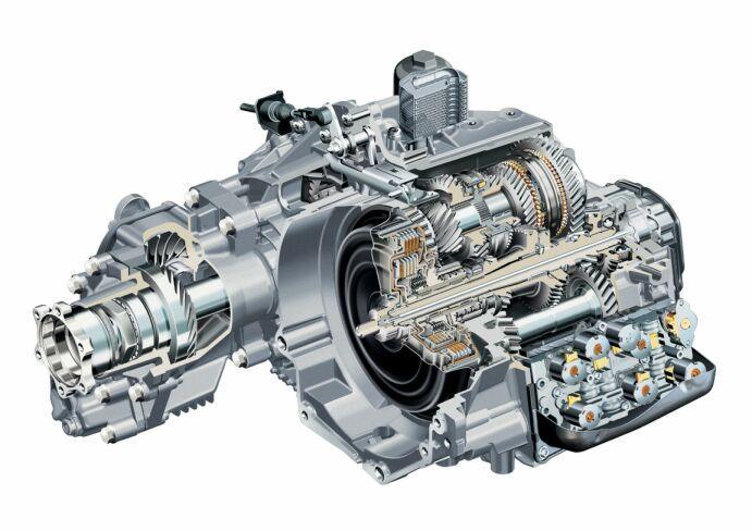 Das Direktschaltgetriebe Dsg Getriebe Von Audi Und Vw