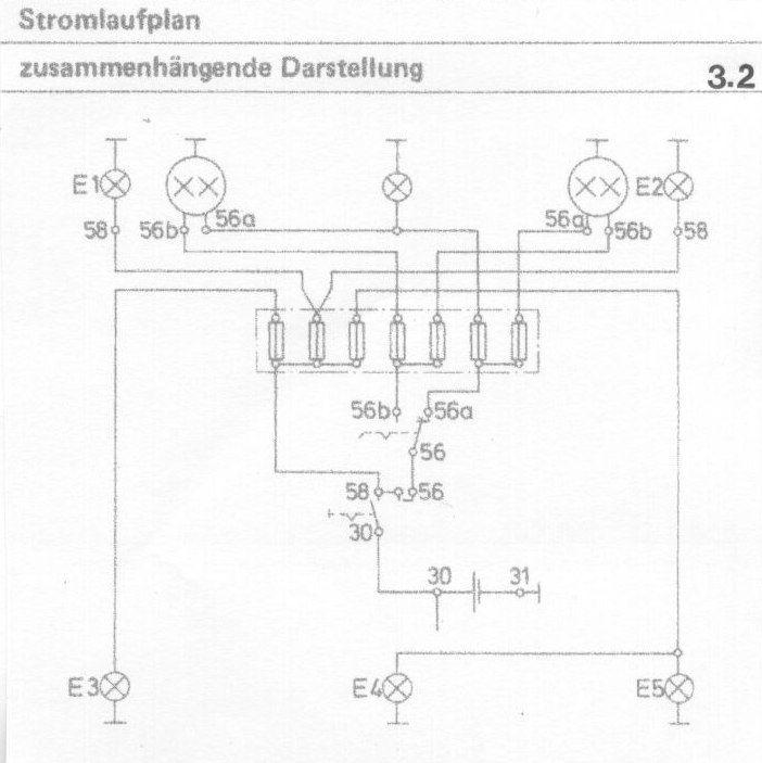 Kfz-Elektrik-Schaltpläne kennen lernen