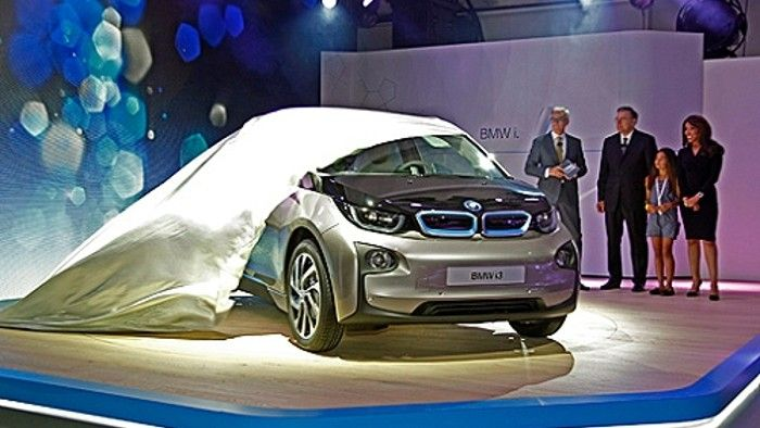 IAA News BMW