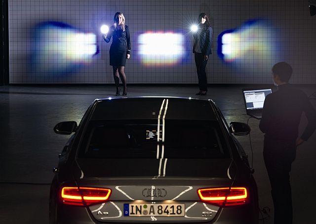 led matrix licht