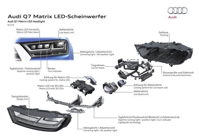 Matrix Light Car Seat