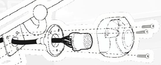 Anhängersteckdose Belegung 7 polig, 13polig - Anhängerkupplung Elektrik