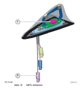 bmw antenne